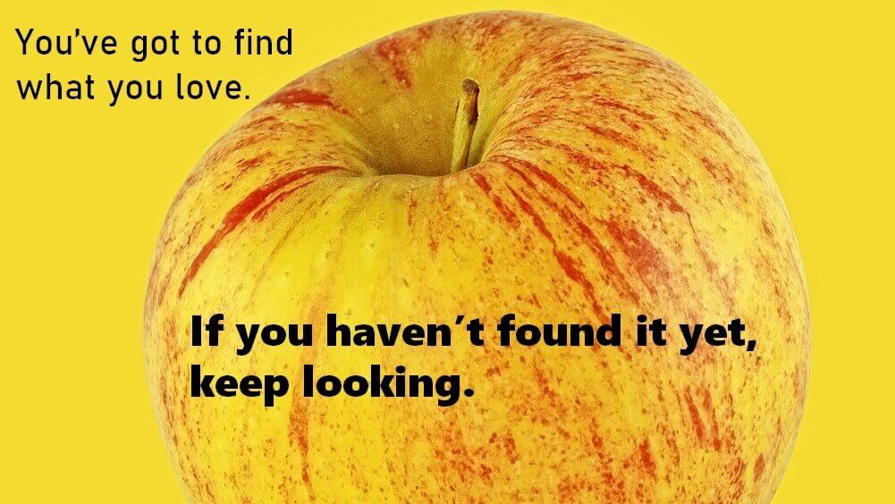 好きなことを見つける