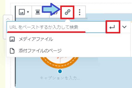 WordPress画像にURLを設定