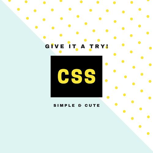 CSSでブログ背景を水玉に