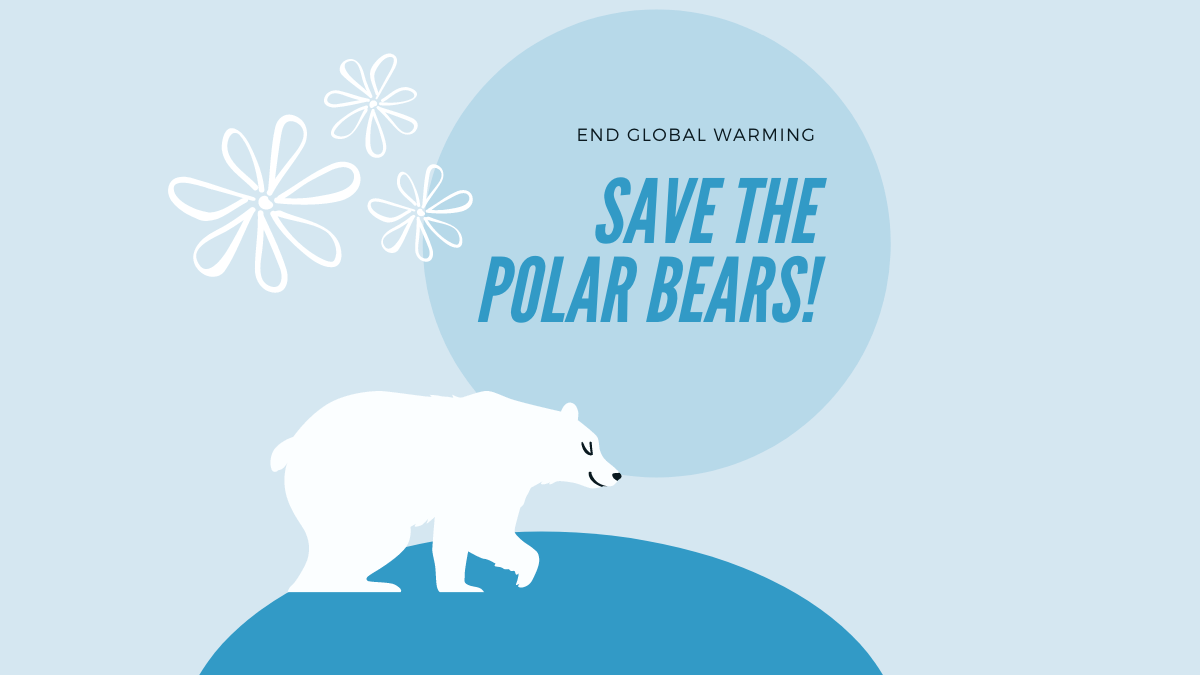 Save the Polar Bears!